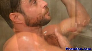 Buff hunk JR Bronson assplay before anal